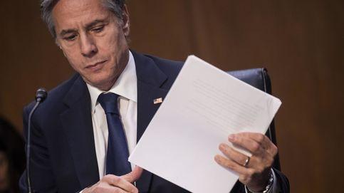 El secretario de Estado de EEUU y Laya muestran gran sintonía en inmigración