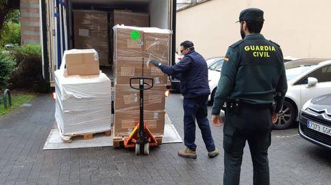 Euskadi no cambia el 'hábito de trabajo': Sin nuevas órdenes y sin mascarillas efectivas