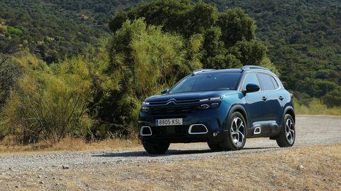 Citroën C5 Aircross, la apuesta por el todocamino amplio y muy confortable