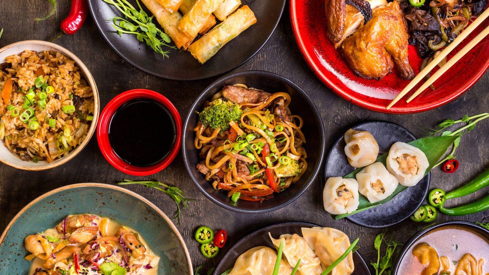comida china de Mexicali, entre la comida tipica de Baja California