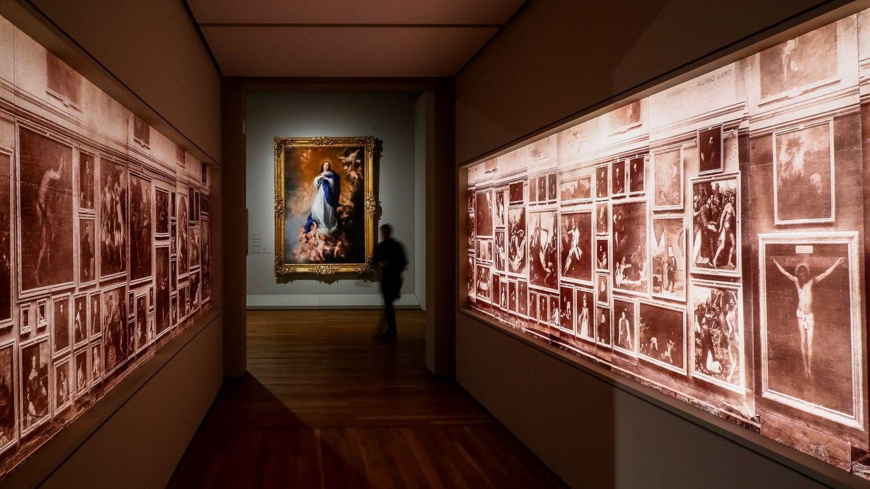 Exposición 'Museo del Prado 1819-2019. Un lugar de memoria'. (EFE- Emilio Naranjo)