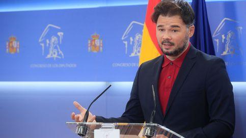 ERC redacta la enmienda a la totalidad de los PGE por falta de avances en la negociación