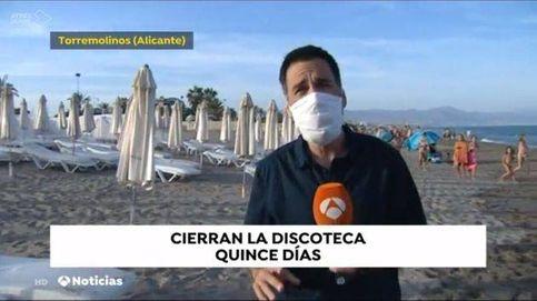 Nuevo error garrafal de 'Antena 3 noticias' en uno de sus rótulos