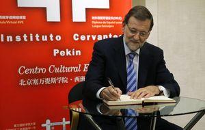 El español echa el freno en el extranjero