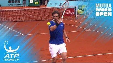 Nadal, Federer, Djokovic... Los 10 mejores golpes del Masters de Madrid en toda su historia