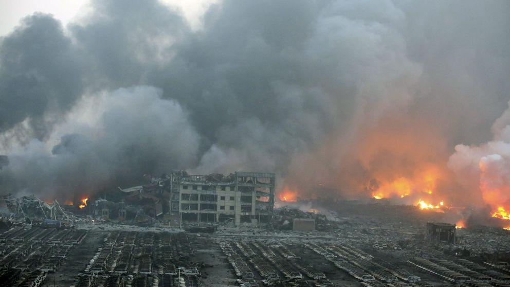 ¿Qué pasó realmente en la brutal explosión en China?