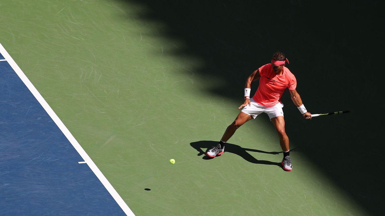 Rafa Nadal derriba a Dolgopolov y pasa a cuartos de final del US Open