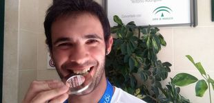 Post de Paco, abandonado con discapacidad intelectual, subcampeón de España