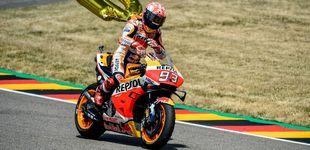 Post de Resultado MotoGP: Marc Márquez gana en Sachsenring y Stefan Bradl mejora a Lorenzo