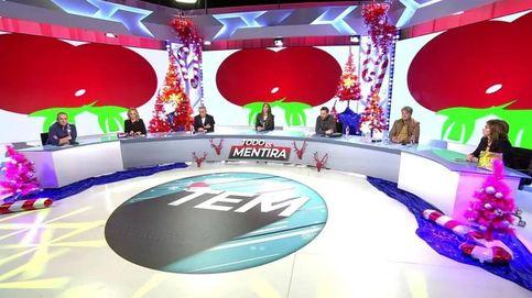 Gran desconcierto: Telecinco y Cuatro se van a negro por un problema técnico