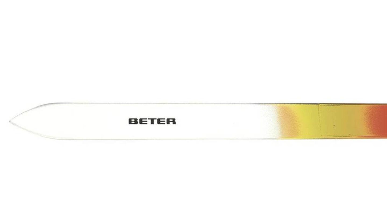 Lima de vidrio de Better.