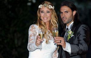 Elisabeth Reyes sigue de luna de miel 3 meses después de su boda
