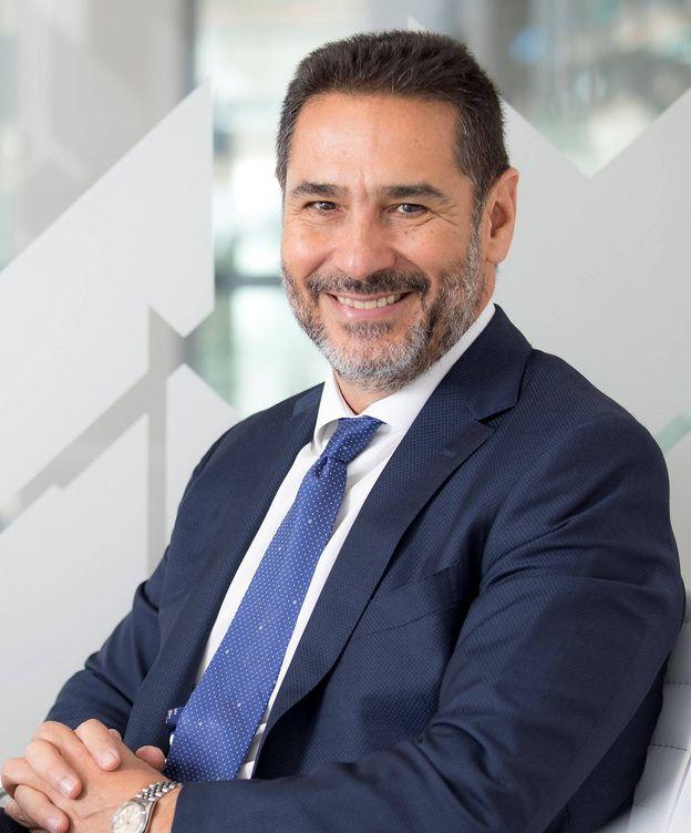 Foto: Juan Antonio Gómez-Pintado, presidente de Vía Ágora.