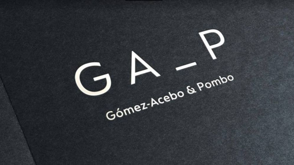 Foto: Nuevo logo de Gómez-Acebo & Pombo.