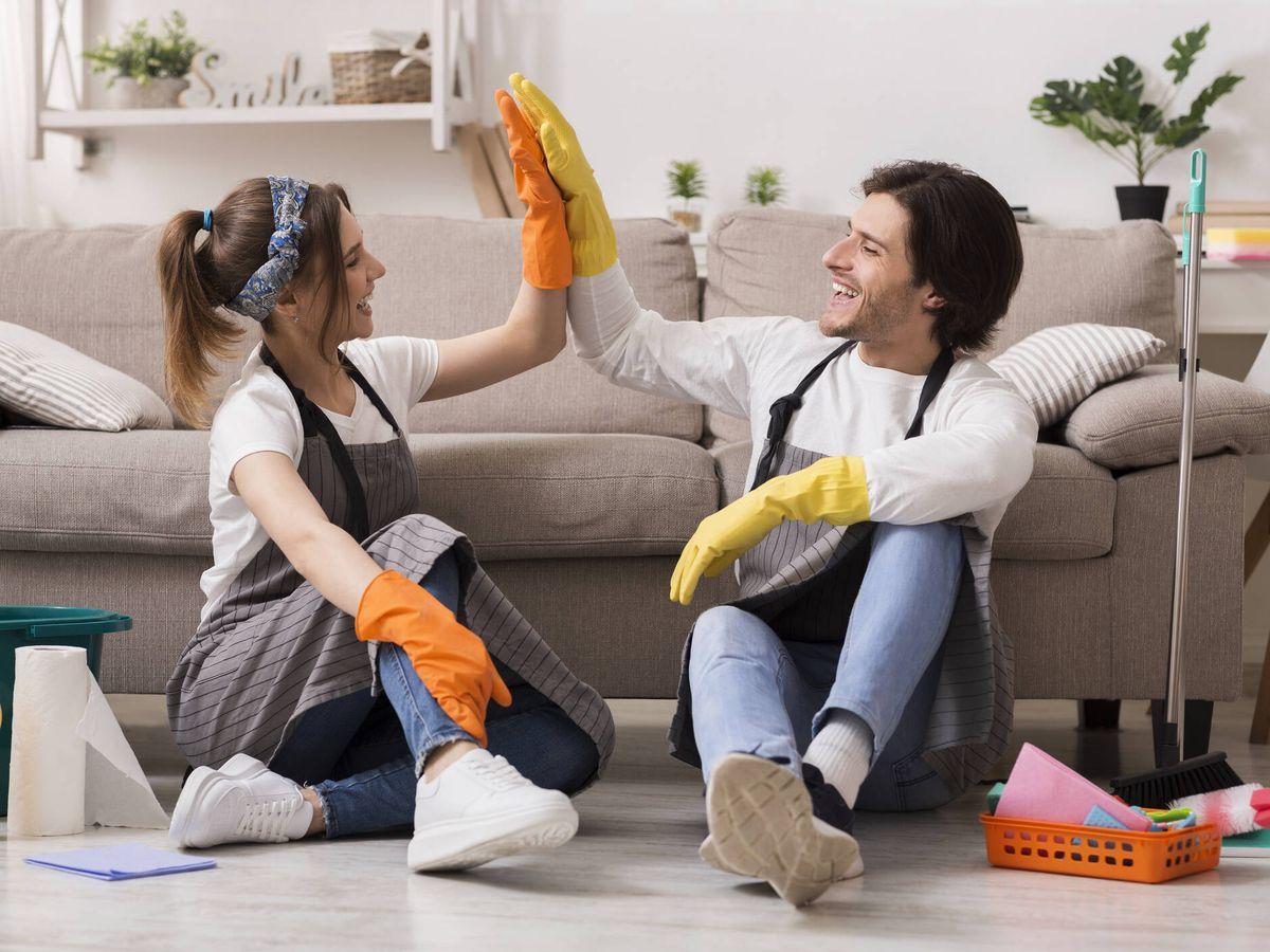 Foto: El vinagre y el bicarbonato, grandes aliados de la limpieza (iStock)