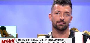 Post de Rubén aconseja a Fani sobre Christofer: