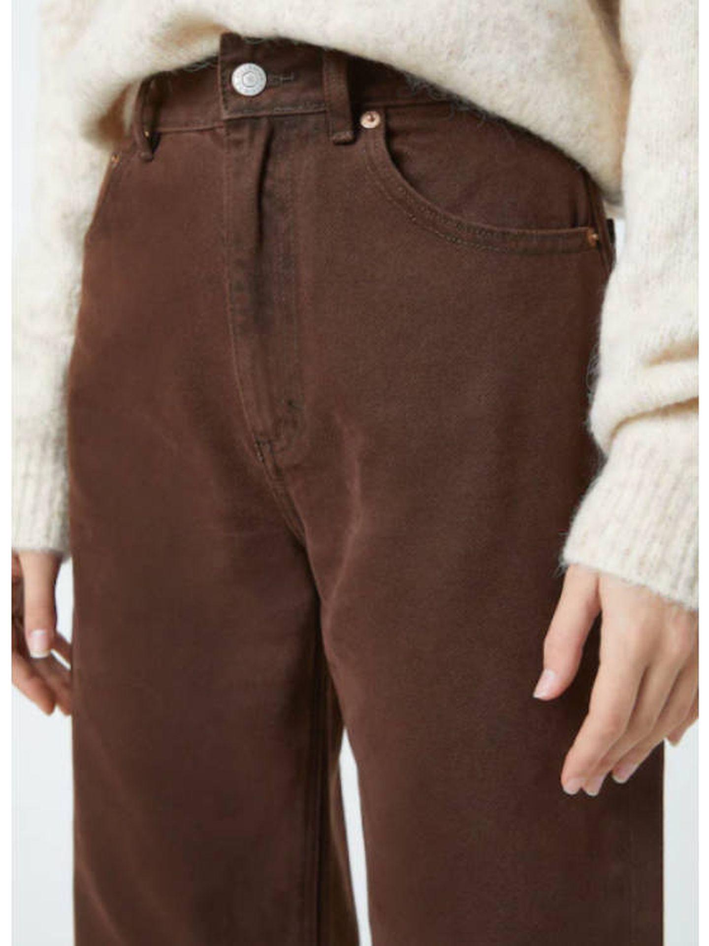 El pantalón de Pull and Bear. (Cortesía)