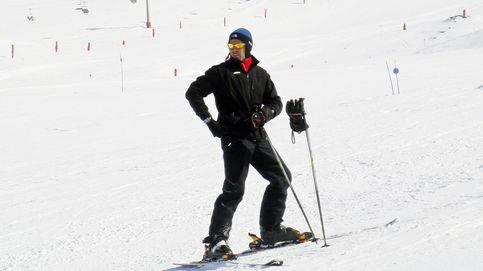 Fran Rivera despide su año más especial esquiando con su hija Tana