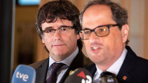 El juez Llarena concluye la instrucción del 'procés' y declara en rebeldía a Puigdemont