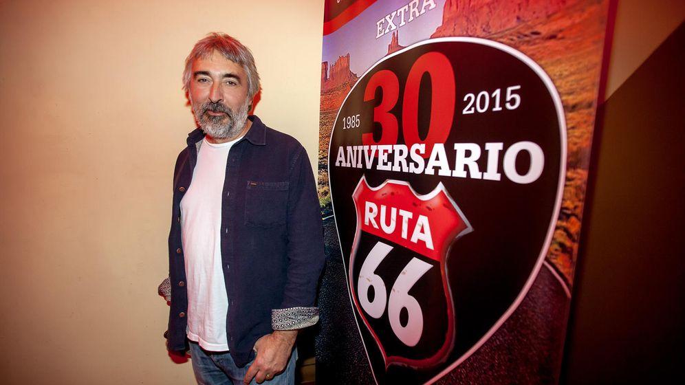 Foto: Alfred Crespo, director de 'Ruta 66' (Juan Pérez-Fajardo)
