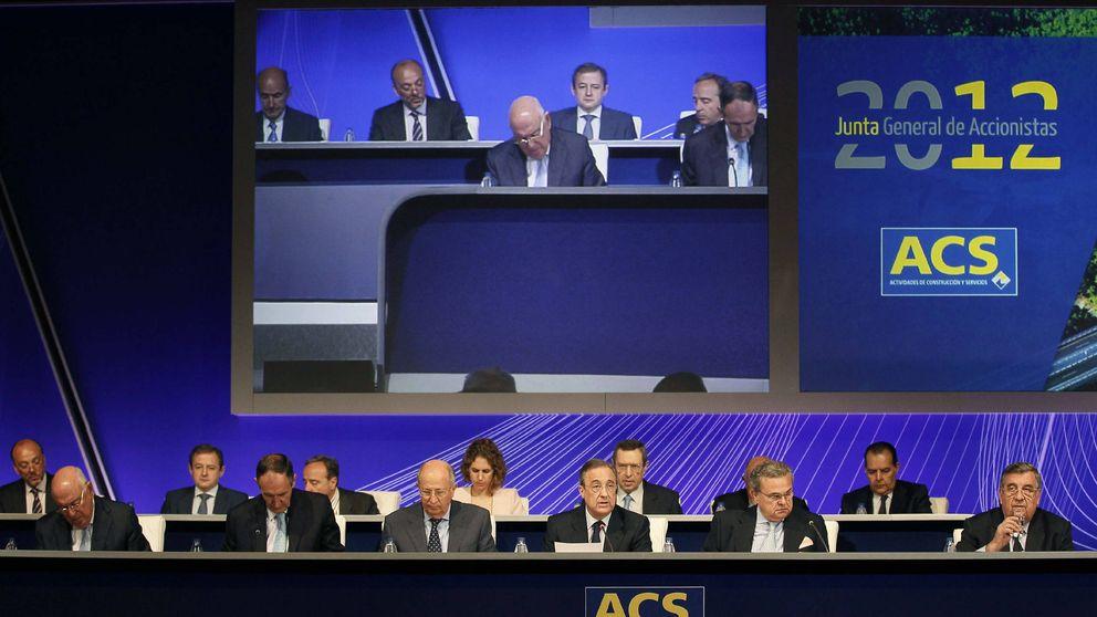 López Jiménez compra acciones de ACS por 6,6 millones