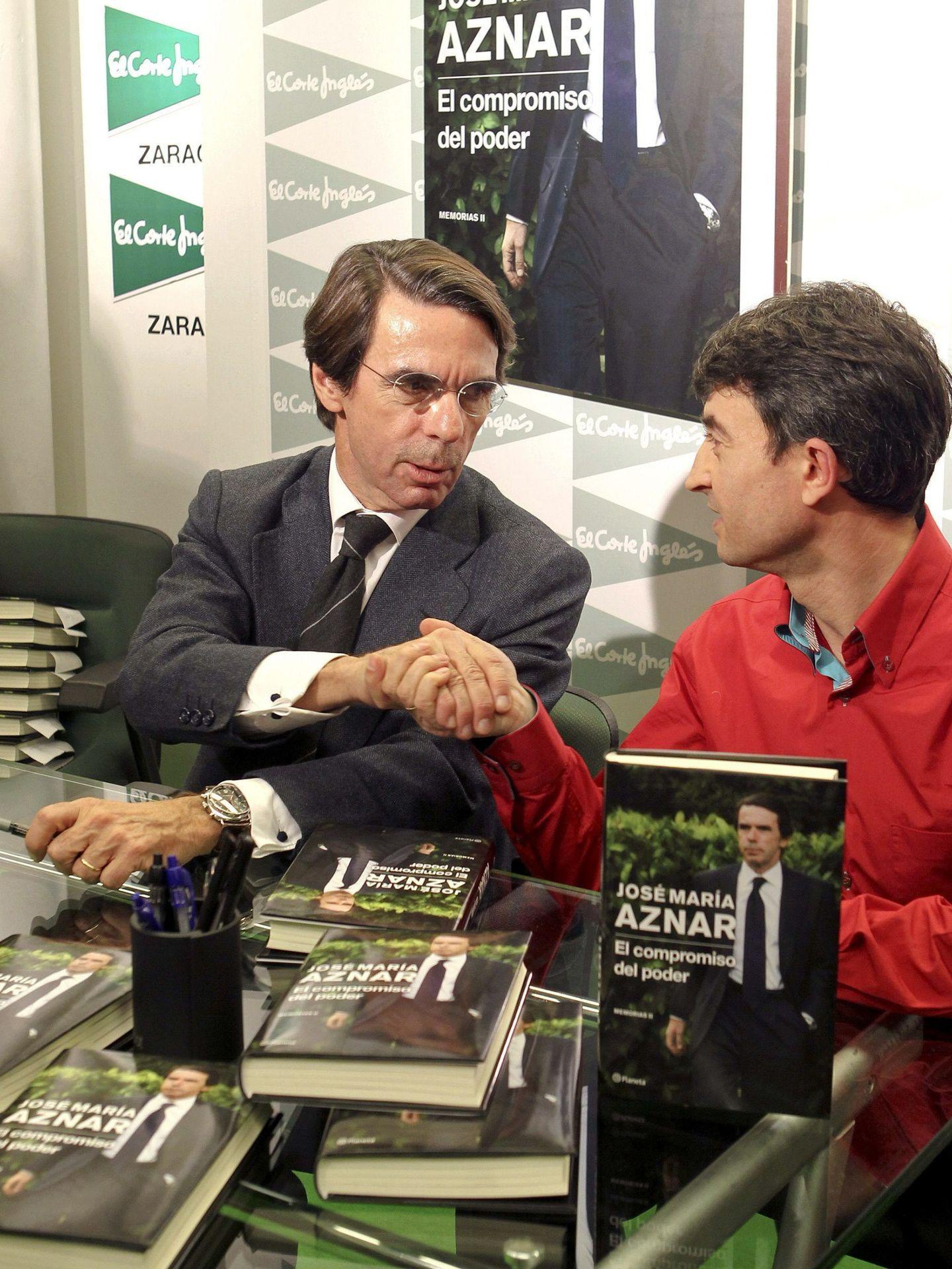José María Aznar. (Efe)