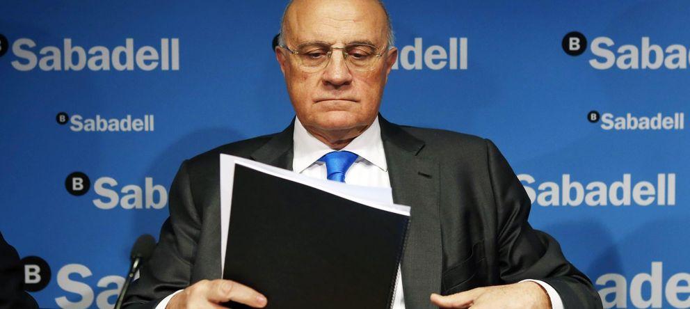 Foto: El presidente de Banco Sabadell, Josep Oliu. (Reuters)
