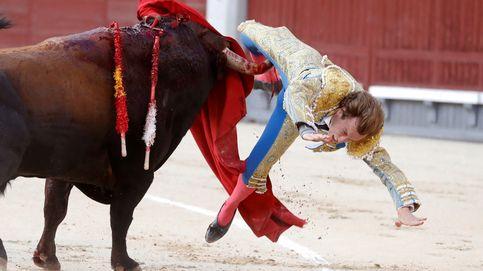 El torero Román, operado de urgencia al tener seccionada la femoral