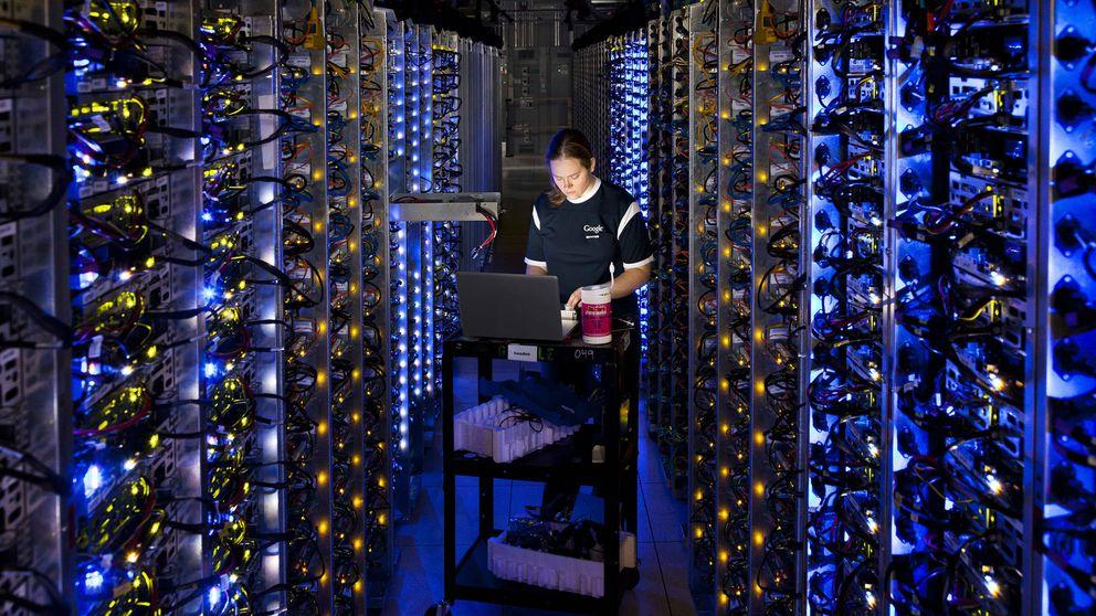 Un millón de metros cuadrados y más de 75 'data centers': así es el corazón de internet
