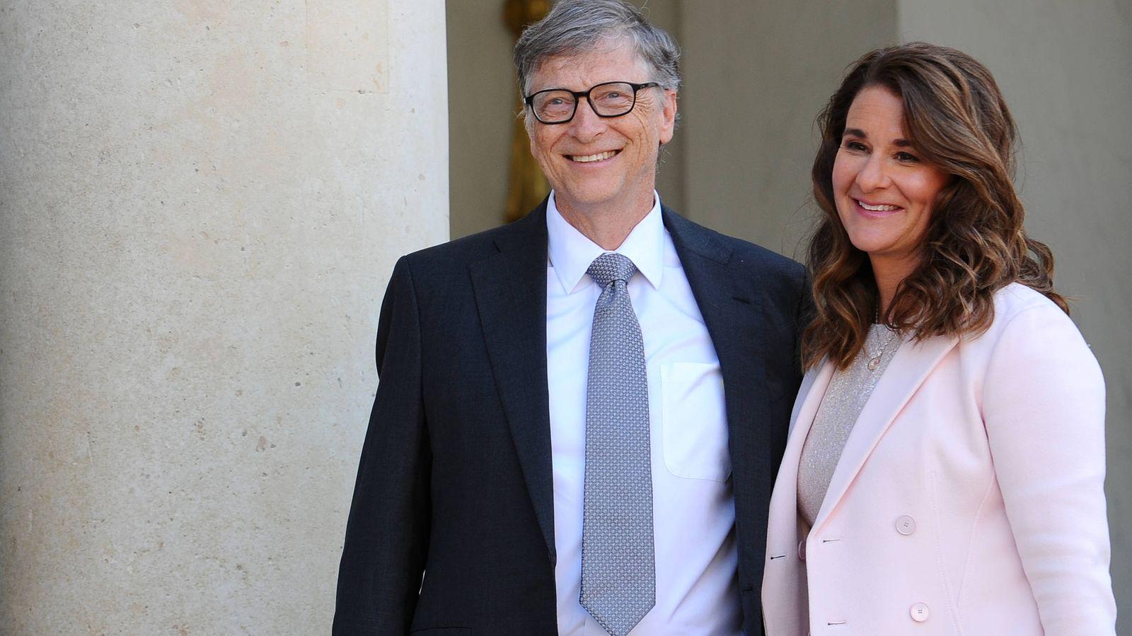 Social: Esto es lo que hacen Bill y Melinda Gates todas las noches