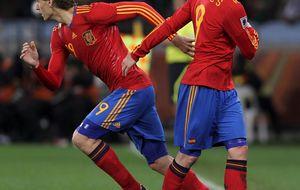 La nueva remesa de delanteros no incluye a Llorente y Torres, que son pasado en la Roja