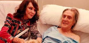 Post de La preocupante imagen de Jaime Ostos en el hospital