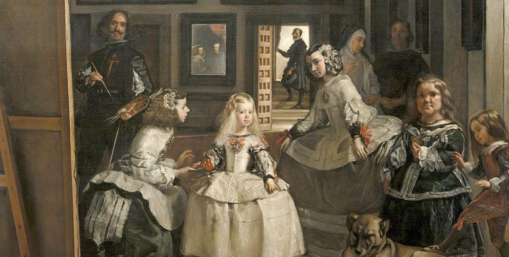 Foto: Velázquez se lo inventó todo: 'Las meninas' nunca posaron para acabar el cuadro