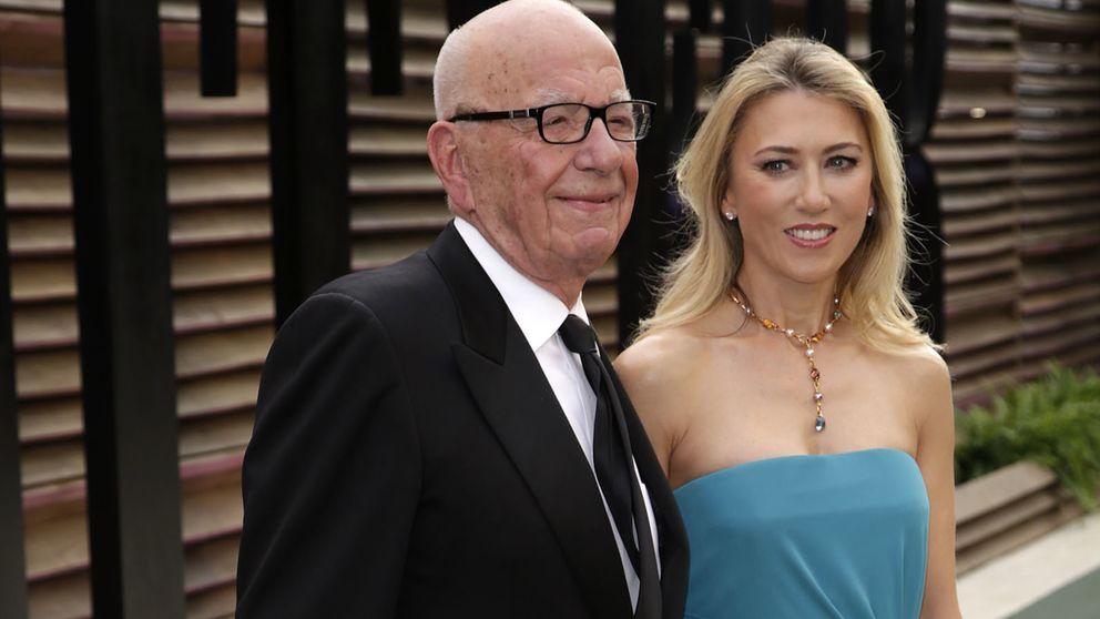Rupert Murdoch, un codiciado soltero de 82 años