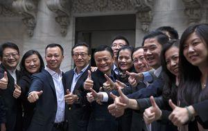 Locos por Alibaba