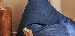 Post de El detalle que hará de este puf de Zara Home una pieza indispensable de tu salón