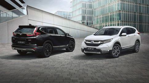 Honda actualiza el CR-V con una versión Sport Line