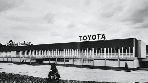 Toyota cumple 50 años de producción en Europa: de una planta, a tener ya nueve