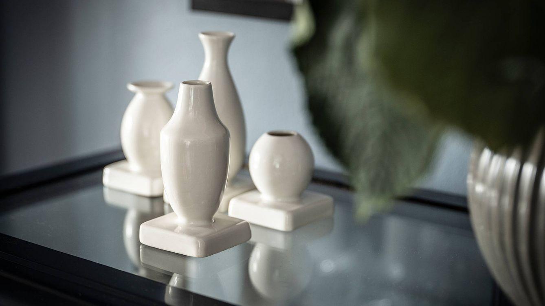 Estos jarrones de Ikea van a ser tu perdición porque además de prácticos y asequibles, son preciosos