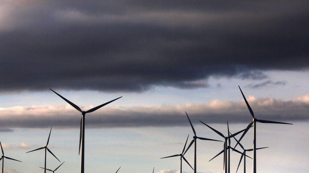 Foto: Imagen de un parque de energía eólica. (Reuters)