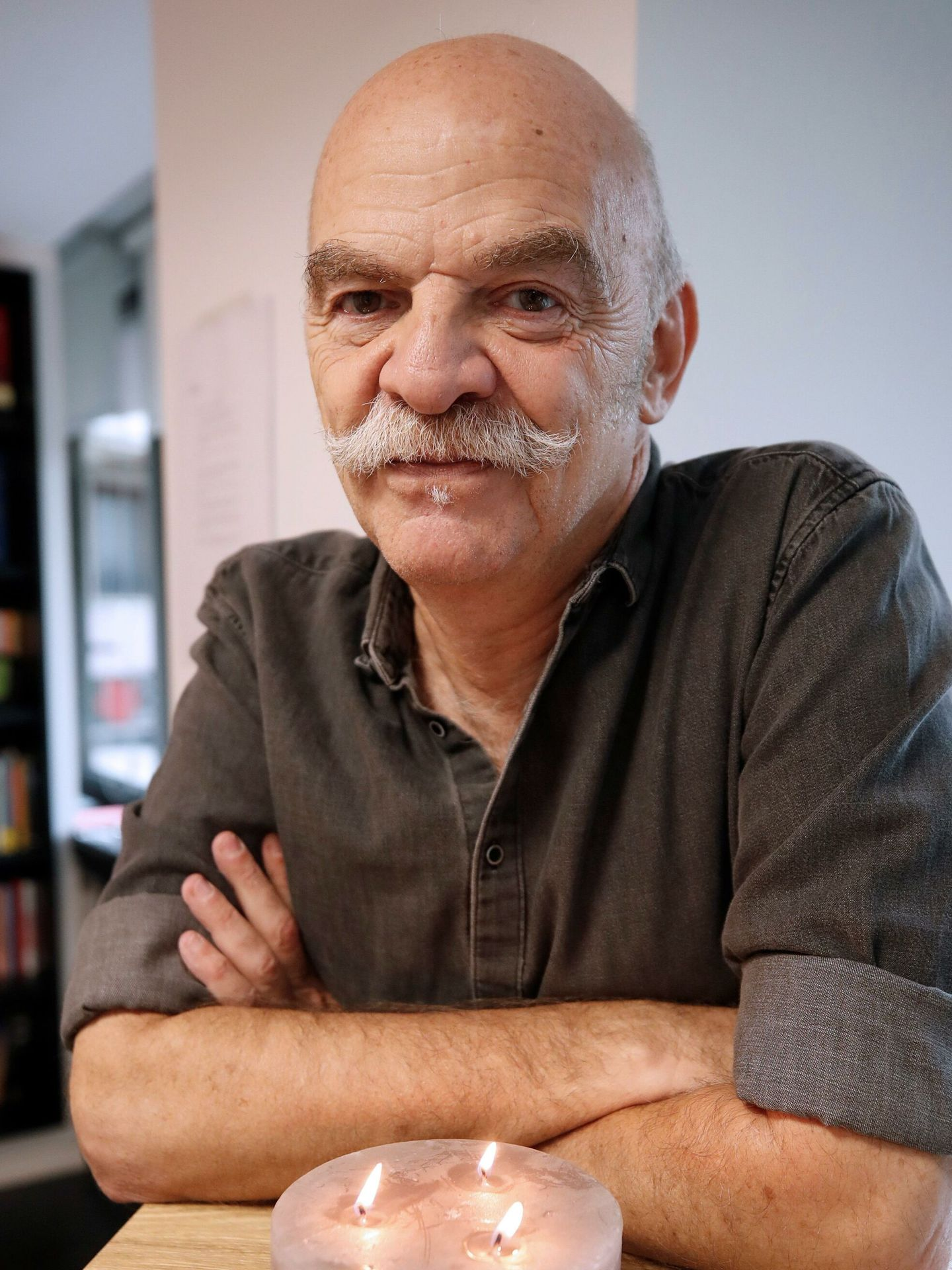 Martín Caparrós. (EFE)