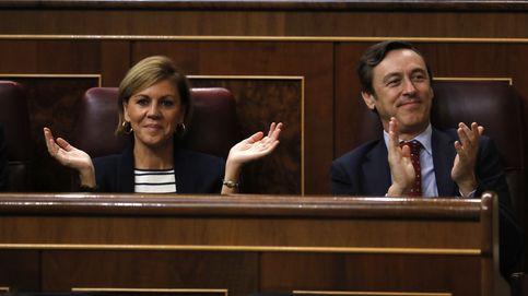 María Dolores de Cospedal, a Pablo Iglesias: Sinvergüenza