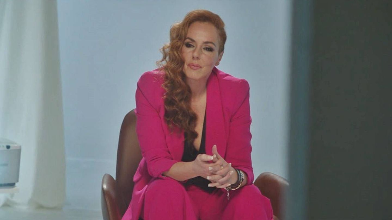 Rocío Carrasco en la serie documental de su vida. (Mediaset España)