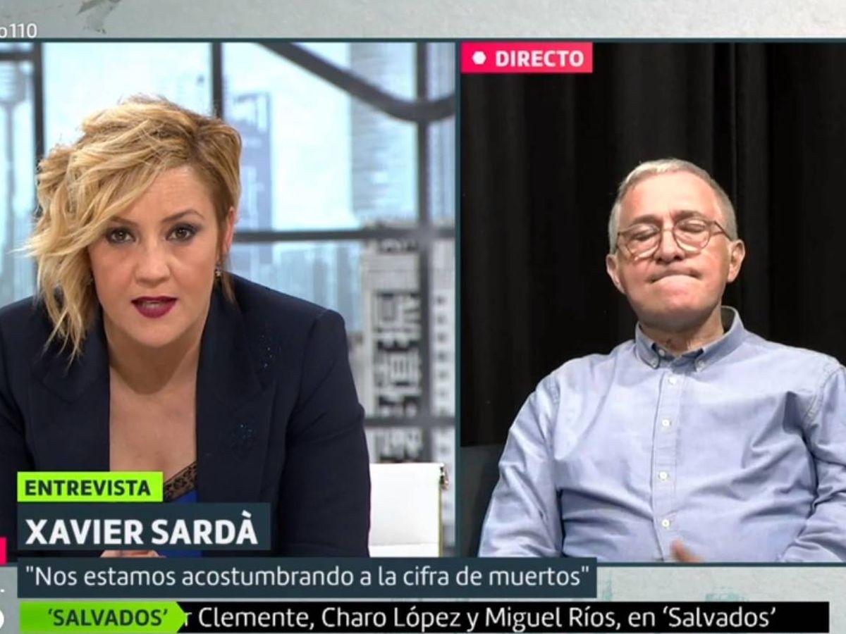 Foto: Cristina Pardo y Sardà. (La Sexta).