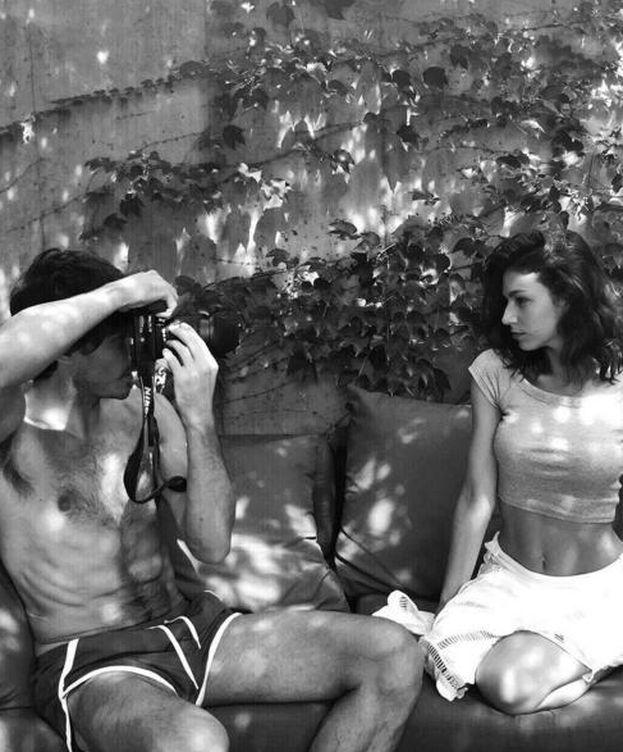 Foto: Úrsula Corberó y Andrés Velencoso en la primera imagen que publicaron juntos en Instagram