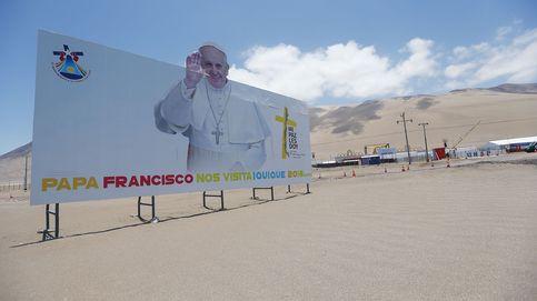 Visita de tres días del papa Francisco a Chile