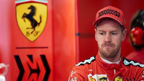 El olvido por Sebastian Vettel: meses para que termine su contrato y ninguna oferta