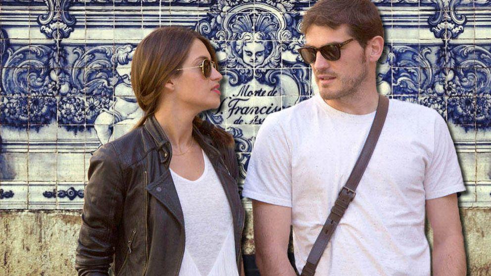 La tierna felicitación de cumpleaños de Sara Carbonero a Iker Casillas