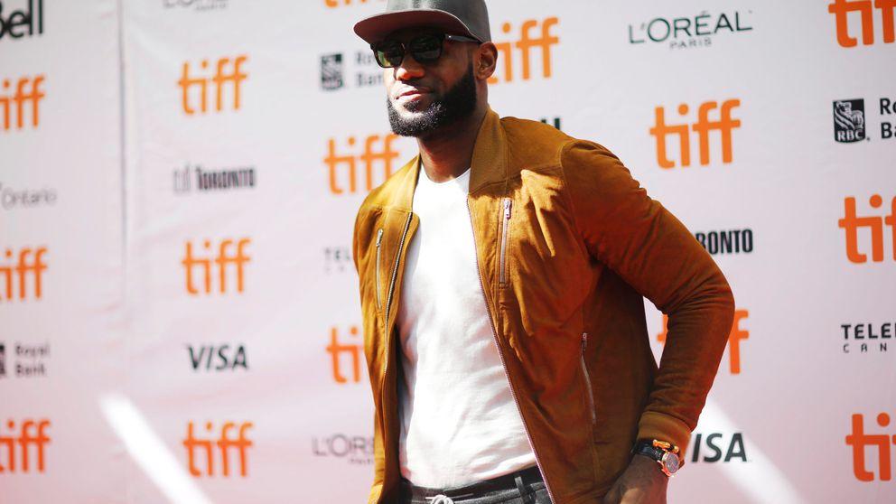 El rey en Hollywood: los negocios de LeBron James más allá del baloncesto