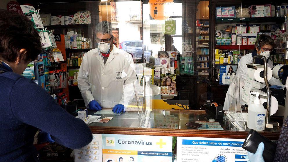 Las farmacias se ofrecen a distribuir mascarillas al coste fijado por el Gobierno